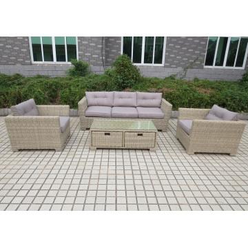 Hot High Quality Modern Good Design Outdoor Sofa Set
