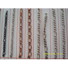 china chain supplier wholesale fashion design silver metal chain for bag handbag