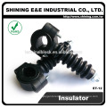 ET-12 M10 Black Resin Post Pin Line Electric 11Kv Insulator