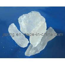 Tratamiento de agua con sulfato de aluminio