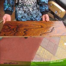 Multilayer Engineering Hardwood Flooring Malemine Decoration Surface