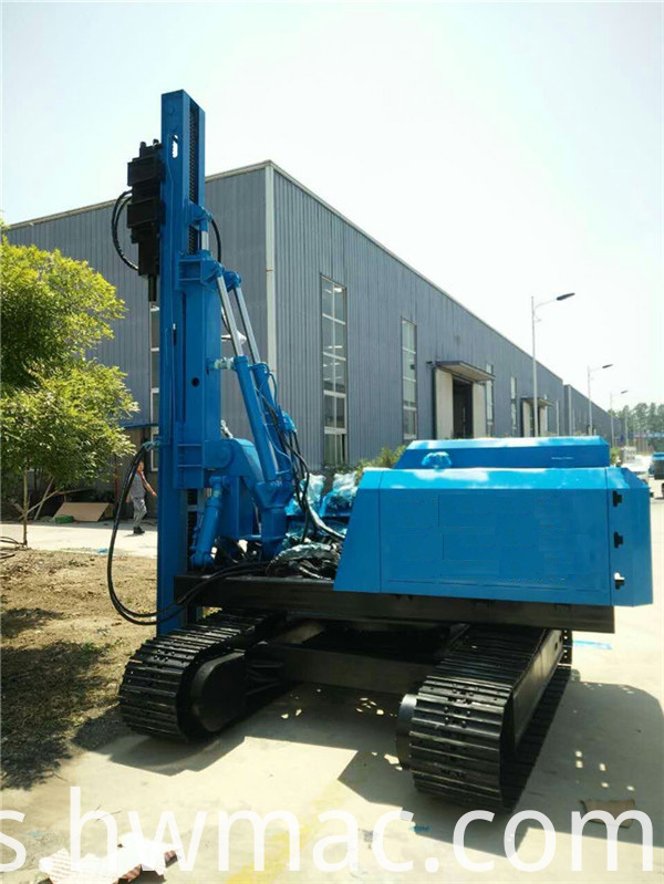 hydraulic pile driver (3)