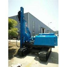 Solar Crawler Hydraulic Photovoltaic Pile Driver Machine