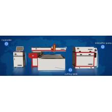 CNC Ultra Hochdruck gebrauchte Wasserstrahl Schneidemaschine Preis