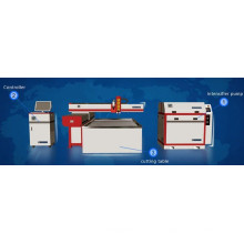 CNC Ultra alta presión de la máquina de corte por chorro de agua