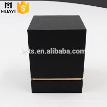 boîte d'emballage de parfum de papier sur mesure de haute qualité