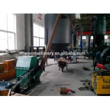 Bambus / Reis Schale / Stroh Holz Fräsmaschine, Holz Pulver Herstellung Maschine