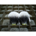 Bulb-shaped 2band Badger Hair Shaving Brush Knot