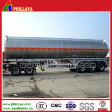 Semi Trailer Kraftstofflager und Carrier Tank Hochwertiges Aluminium