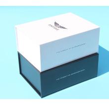 Emballage cadeau de luxe Boîte en carton rigide brillant