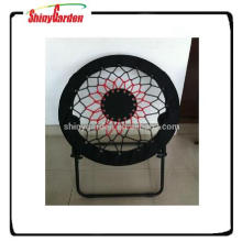 Steel moon chair bungee chair bunjo chair