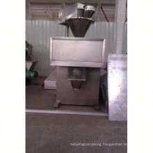 2017 GK series dry method granulator, SS continuous granulation, horizontal foam granulation