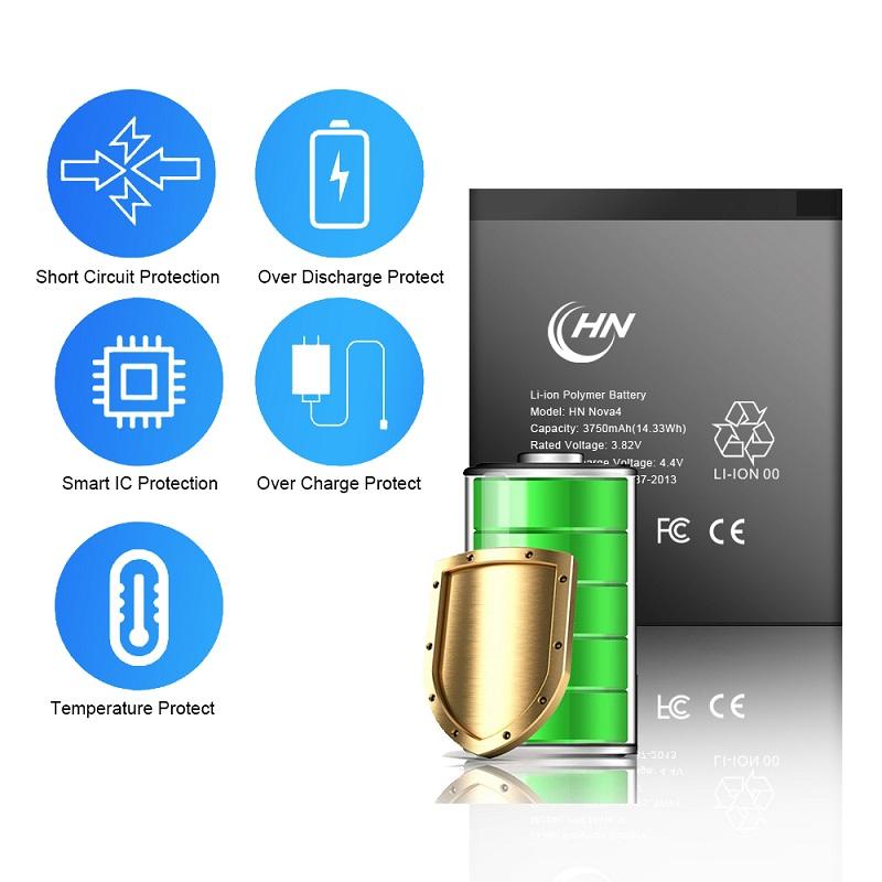 Huawei Nova 4 battery