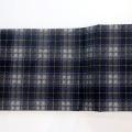 Plaid Print Cotton Fabric for Garment