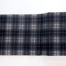 Tissu en coton imprimé à carreaux pour vêtement