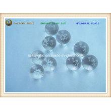 Bola de bola de cristal/logotipo