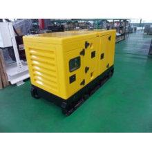 Бесшумный и водонепроницаемый дизельный генератор