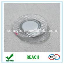 pvc clothing magnet fastener