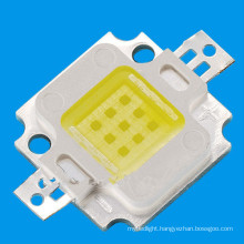 10W High Power LED 12V /White 100-130lm/W