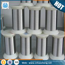 Résistant à la corrosion N2 N4 tissé treillis métallique conductivité fil maille net