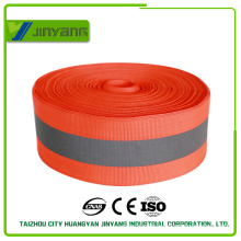 china hi vis color stars reflective webbing
