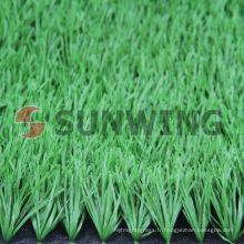 terrains de football gazon artificiel gazon de SUNWING bonnes matières premières