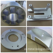 CNC Machined Part, Aluminum Milling Parts (ZX-C332)