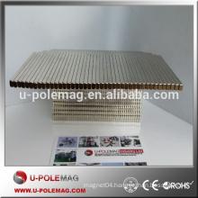 U-POLEMAG block neodymium magnet for sale