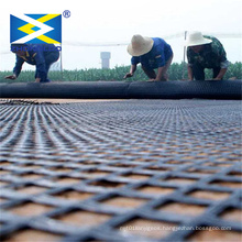 2021 new select zhongloo Have high resistance to mechanical damage PET Biaxial Geogrid For Road Construction