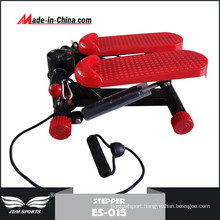Red Color Mini Twist Stepper Exercise Machine (ES-015)