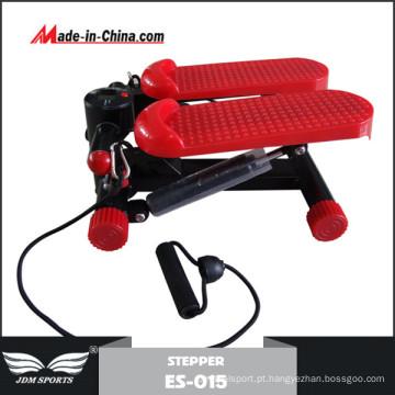 Máquina do exercício deslizante da torção da cor vermelha mini (ES-015)