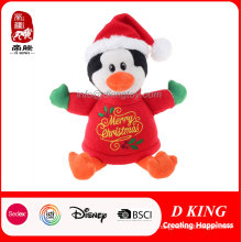 Plush Penguin Festival Gift Christmas Stuffed Toy