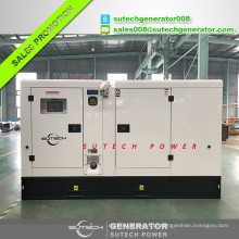 Grupo de gerador diesel do motor de 24kw Lovol 1003G