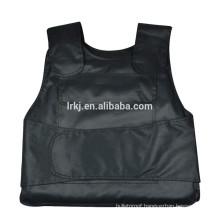 NIJ iiia light weight concealable tactical vest men anti stab bullet proof vest