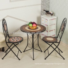 pro garden furniture garden mosaic table