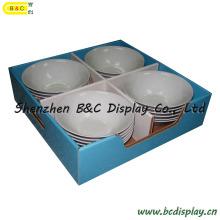Teller, Tee China, Schüssel, Geschirr, Kochgeschirr, Ständer, Verpackung Box (B & C-D036)