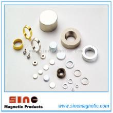 Hightemperature Permanent Neodymium (NdFeB) Magnet
