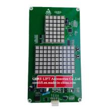 Anzeige Brett CD353 serielle Indikator Cop & Hop Punktmatrix Aufzug Ersatzteil