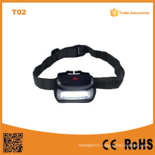 T02 2015 New Design 3W COB LED Headlight