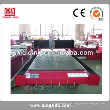 Máquina de fresado CNC CNC de DEELEE con barra de tornillo de doble bola para madera