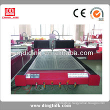 DEELEE CNC cutting router machine with Double Ball Screw rod for wood