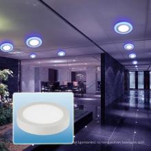 Светодиодный Прожектор/ультратонкие круглые светодиодные панели/свет вниз