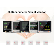 Monitor multiparámetro de 12 pulgadas