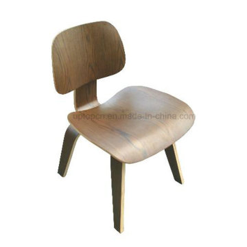 Classic Simple Hans Wegner Bistro Brown Solid Wood Dining Chair (SP-BC466)