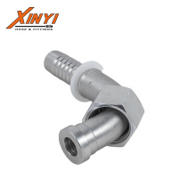 ORFS female pipe and fitting hydraulic fitting elbow 90 degree flat seat Industrial china hose fittings hydraulic