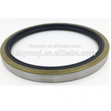 Customized N Oil seal Black TB NBR Dual lip Oil seals rotary shaft oil sealing rings 362*310*20mm