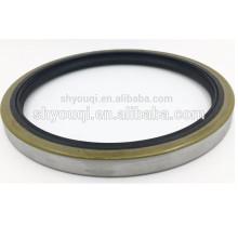 Personalizado N Selo de óleo Preto TB NBR Dupla lábio selos de óleo de vedação de óleo do eixo giratório anéis 362 * 310 * 20mm