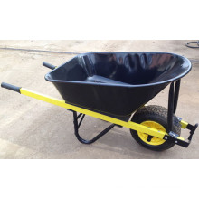Heavy Duty Wheel Barrow with 100L Tray