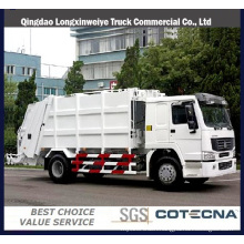 HOWO 4X2 16m3 Compactor Waste Garbage Truck