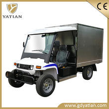 Factory Workhouse Short Distance Electrical Utility Vehicle for Cargo Transport